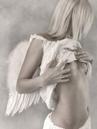 аватарка для контакта обнаженный ангел
