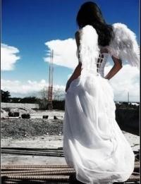 аватарка для контакта ангел и небо