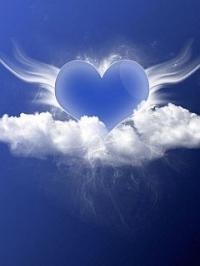 аватарки в контакте сердце в небе