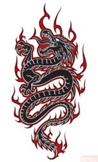 аватарка для контакта дракон