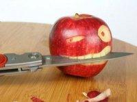 аватарка в контакте прикольное яблоко