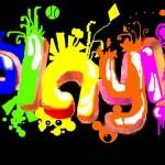 граффити в контакте play
