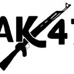 граффити в контакте ак 47