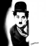 граффити в контакте чарли чаплин
