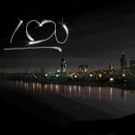 граффити в контакте люблю ночной город