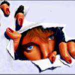 граффити на стену красивый рисунок