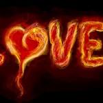 граффити в контакте огненная любовь