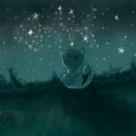 рисунок ночные мечты