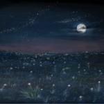 рисунок волшебная ночь