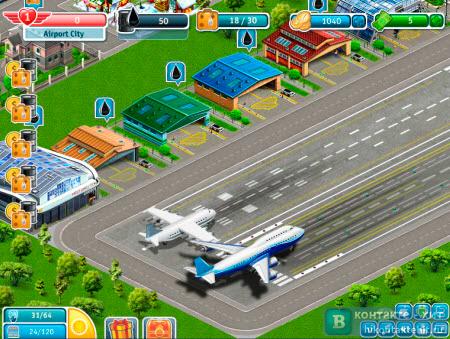 игра аэропорт сити