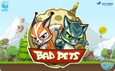 игра bad pets в контакте