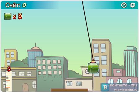 игра высокая башня