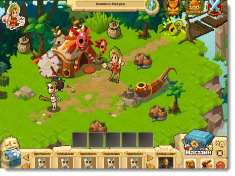 игра земли шаманов