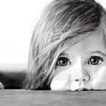 граффити на стену милая девочка