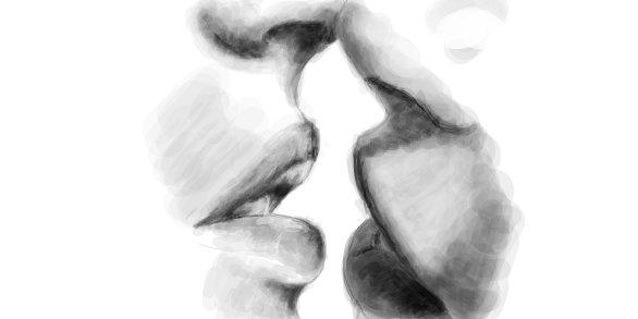 смайлик поцелуй в контакте:
