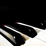 граффити рисунок клавишы рояля