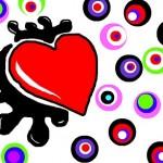 граффити для контакта психо любовь