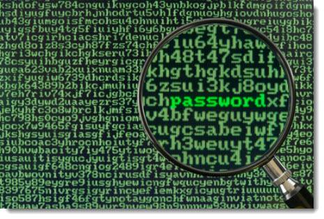 пароль в контакте
