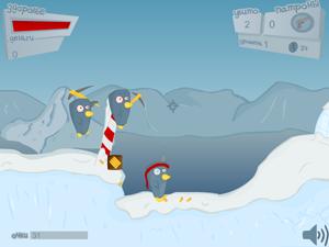 приложение в контакте пингвин убийца