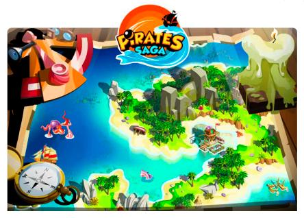 пиратская сага в контакте