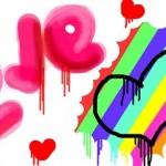 граффити в контакте love