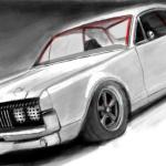 рисунки в контакте авто