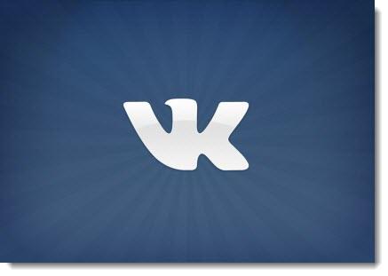 vk com лого