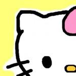 рисунок kitty